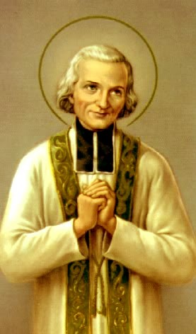 Cure of Ars by St John Vianney