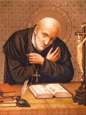 St Alphonsus: True Spouse of Jesus Christ